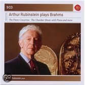 Plays Brahms - The Piano Concertos