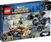 LEGO Super Heroes Tumbler Chase - 76001