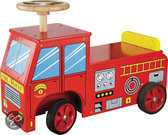 Loopauto brandweer New Classic Toys 43x60x22 cm (1370)