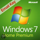 Microsoft Windows 7 Home Premium | OEM | Download/ Licentie | Nederlands