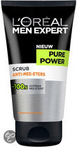 Men Expert Pure Power - 150 ml - Gezichtsscrub