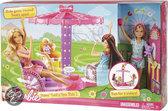 Barbie Zusjes Draaimolen