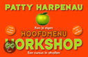 Ken je eigen hoofdmenu: Workshop Harpenau, P.