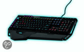 Logitech G G910 Orion Spark RGB Mechanisch Qwerty Gaming Toetsenbord - Zwart (PC)