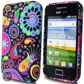 silicone gel hoesje fashion samsung ace S5830