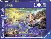 Disney Ariel - Legpuzzel - 1000 Stukjes