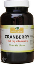 Elvitaal Cranberry 60 cap