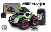 Nikko Nano N-Blaster - RC Auto - Groen