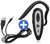 Playfect Bluetooth Headset Zwart PS3 PS Vita