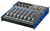 Pronomic M-802 - Mini Mixer - Zwart