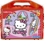 Hello Kitty Blokpuzzel