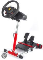 Wheel Stand Pro voor Thrustmaster T100/T80/F458/F430/RGT Race stuur Kleur Rood - V2 (Zonder stuur en pedalen)
