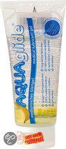 Aquaglide Banaan - 100 ml - Glijmiddel