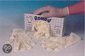 Romed Latex Onderzoekshandschoen Small Box 100st