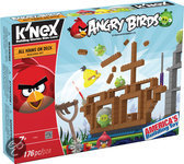 K'NEX Angry Birds Classic - All Hams On Deck