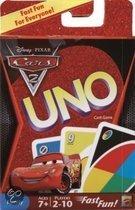 Uno Cars - Kaartspel