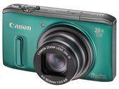 Canon PowerShot SX260 HS - Groen