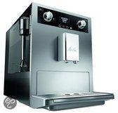 Melitta Caffeo Gourmet Volautomaat Espressomachine E 950-101- Zilver