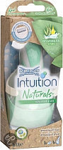 Wilkinson Sword Intuiton Naturals Sensitive - Scheerapparaat