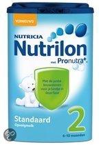 Nutrilon 2 standaard - 850 gram