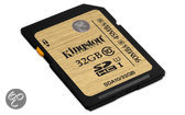 32GB SDHC Class 10 UHS-I Ultimate FlashCard