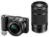 Sony Alpha 5000 + 16-50 mm + 55-210 mm