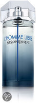 Yves Saint Laurent L'Homme Libre for Men - 200 ml - Eau de Toilette