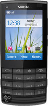 Nokia X3-02 Touch and Type - Dark metal