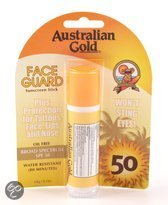 Australian Gold Face Guard Stick - SPF 50 - 14 gr - Lippenstick