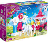 BanBao Loving World  Koets + Paarden - 6107