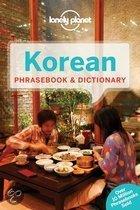 Lonely Planet Korean Phrasebook