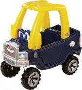 Little tikes Cozy truck blauw geel