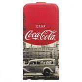 Coca-Cola Flip Case City Cab, iPhone 5