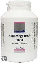 Nutramin Voedingssupplementen Nutramin NTM Mega fresh 1000 90cap
