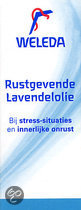 Weleda Lavendelolie - Rustgevende Olie