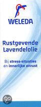 Weleda Lavendelolie - 20 ml - Rustgevende Olie