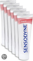 Sensodyne Original  - 6x 75 ml - Tandpasta