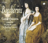 Boccherini - Gitaarkwintetten (2CD)