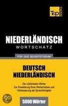Niederlandischer Wortschatz Fur Das Selbststudium - 5000 Worter