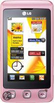 LG Cookie KP500 - Roze