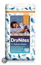 DryNites Boy - Absorberende Broekjes 3-5 jr