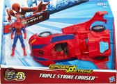 Spider Strike - Triple Strike Cruiser
