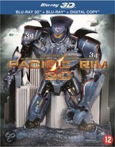 Pacific Rim (3D & 2D Blu-ray) (Limited Edition)