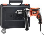 BLACK+DECKER 800W Klopboormachine KR805K