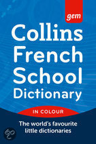 Collins GEM French School Dictionary