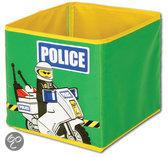 Lego Textiel Opbergbox - Groen