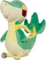 Pokémon Pratende Pluche Knuffel 30 cm - Snivy