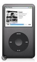 Apple iPod classic - 160 GB - Zwart