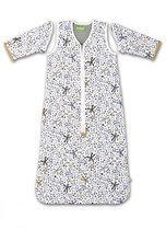 Little Company Solo Sleeper Star & Creatures - Babyslaapzak - Beige