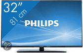 Philips 32PFL3138 - LED TV - 32 inch - HD-ready